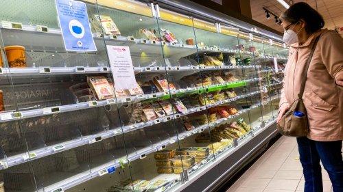 L'inquiétude monte chez Carrefour, toujours en panne de marchandises
