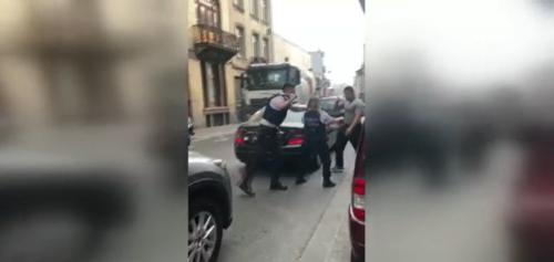 Trois policiers «gravement blessés» à Molenbeek-Sain-Jean (vidéo)