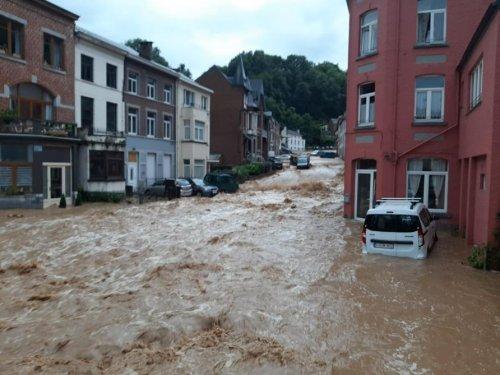 Rues inondées, dégâts matériels: le bilan des inondations qui ont frappé la Belgique ce samedi (photos et vidéos)