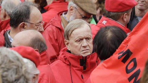 Décès de Marc Goblet: un syndicaliste jusqu'au bout