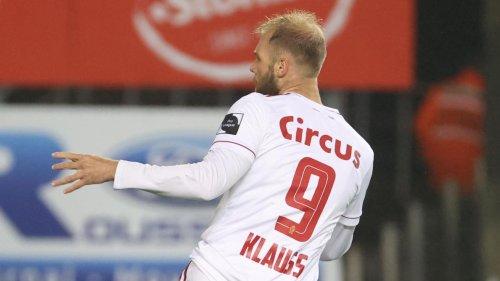 Mouscron-Standard: après avoir ouvert le score sur penalty, les Liégeois tentent de mettre le pied sur le ballon (0-1, direct)