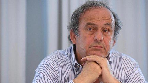 Michel Platini est le futur représentant français au syndicat des joueurs Fifpro