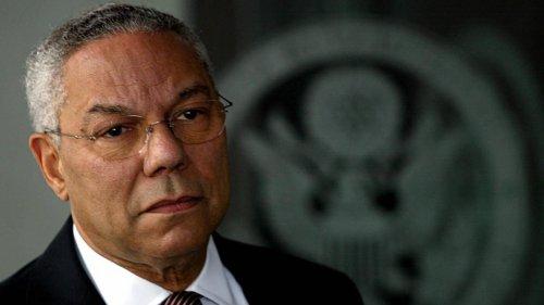 Décès de Colin Powell, vainqueur de la guerre froide et marionnette de l'administration Bush à l'ONU