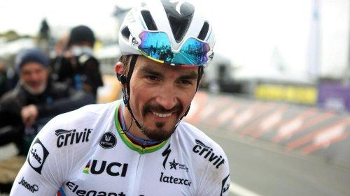 Cyclisme: Julian Alaphilippe devra hausser son niveau pour remporter une troisième Flèche Wallonne