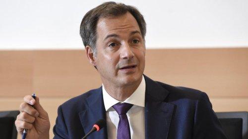 Alexander De Croo sur la crise des sous-marins: «Cette coopération n'est pas nécessairement choquante»