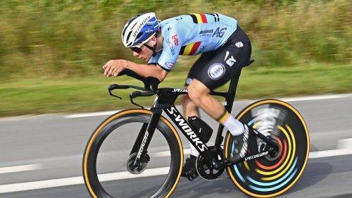 Remco Evenepoel préface les Mondiaux de cyclisme: «J'ai déjà aligné des 2e et des 3e places, il ne me manque que la 1re»