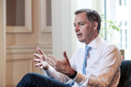 Alexander De Croo: «Le lien transatlantique est important, mais il n'est pas le seul»