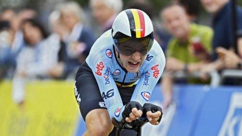 Mondiaux de cyclisme: Florian Vermeersch se pare de bronze