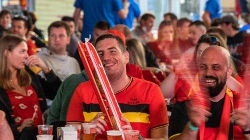 Où regarder les matchs de foot de l'Euro en Belgique?