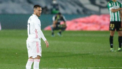 Eden Hazard repris dans la sélection du Real Madrid pour le Clasico de dimanche