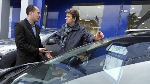 Les prix des voitures d'occasion risque d'augmenter