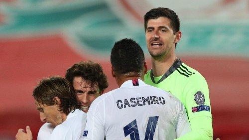 «Pas meilleur gardien que lui»: la presse espagnole éblouie par le match de Courtois face à Liverpool (vidéo)