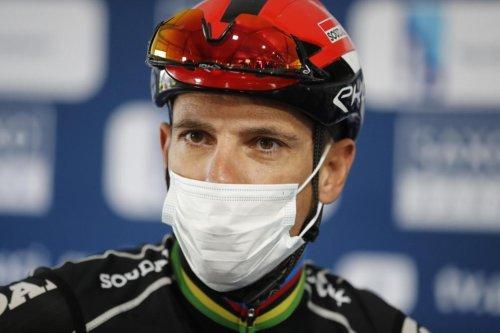 Report de Paris-Roubaix: «Je devais me marier la veille», avoue Philippe Gilbert