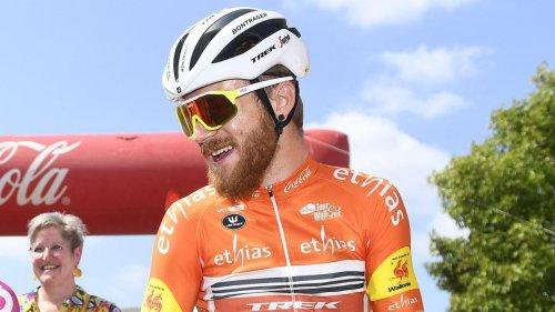 Tour de Wallonie: «Je ne lâcherai pas mon maillot de leader samedi», prévient le leader Quinn Simmons