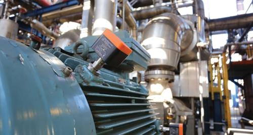 Une startup belge qui prend soin des machines industrielles - Geeko