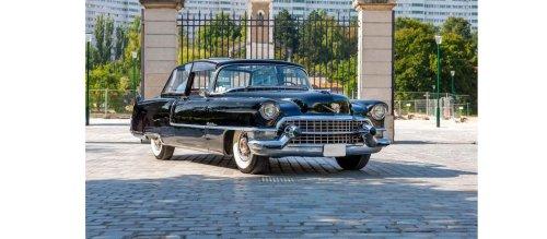 La Cadillac du roi Baudouin sera vendue au Zoute