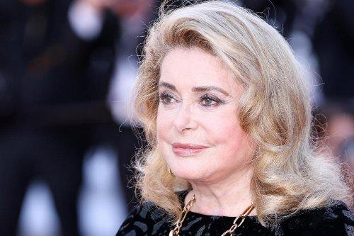Standing ovation pour Catherine Deneuve à Cannes (vidéo)