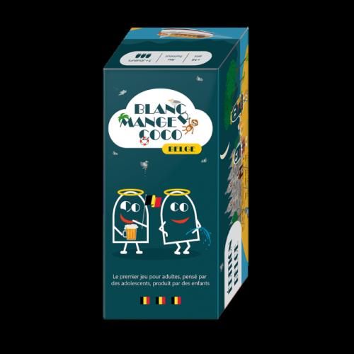 Blanc Manger Coco (édition belge)