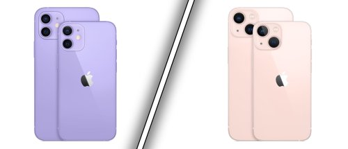 iPhone 12 / iPhone 13 : le jeu des 7 différences - Belgium-iPhone