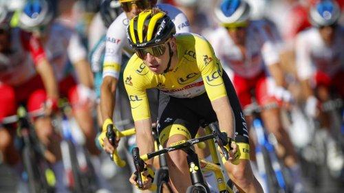 Tadej Pogacar, double vainqueur du Tour de France, prolonge chez UAE Team Emirates