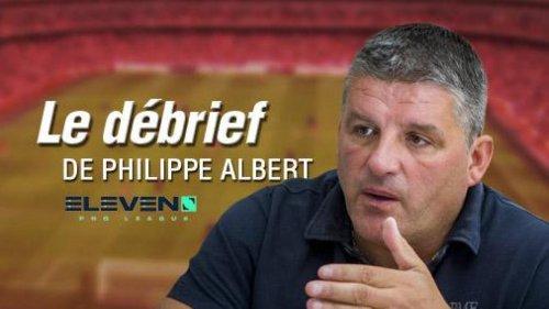 Le débrief de Philippe Albert: «La preuve que Kevin De Bruyne est meilleur dans l'axe»