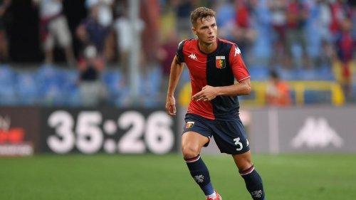 Genoa partage à Bologne malgré un penalty causé par Zinho Vanheusden