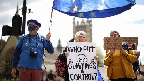 Brexit: cinq ans après le référendum, les Britanniques toujours aussi partagés