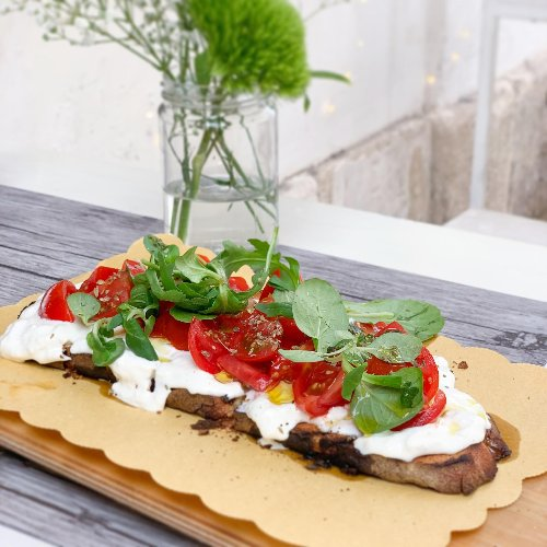 Comment revisiter la classique tomate-mozza ?