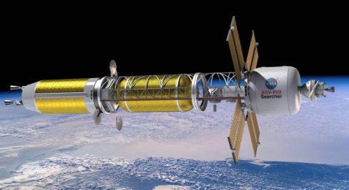 La NASA veut construire un vaisseau spatial nucléaire - Geeko
