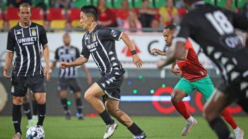 Au Sporting Charleroi, les rôles ont été redistribués au milieu