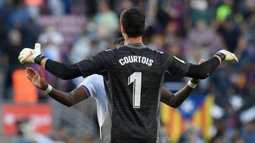 La presse espagnole encense Thibaut Courtois après sa prestation lors du Clasico