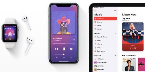 Comment transférer vos playlists d'Apple Music vers d'autres services de streaming - Belgium-iPhone