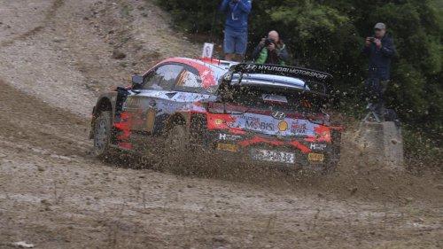 Rallye de Grèce: quatre minutes de pénalité pour Thierry Neuville, qui perd tout espoir de podium