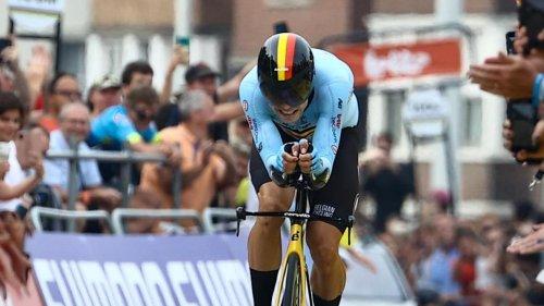 Mondiaux de cyclisme: une semaine arc-en-ciel à 21 millions d'euros