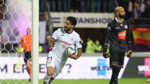 Anderlecht perd une partie de son bénéfice du Clasico