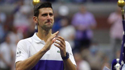 L'Histoire était trop forte pour Novak Djokovic