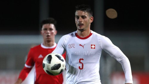 Le Sporting Charleroi officialise l'arrivée du Suisse Stefan Knezevic