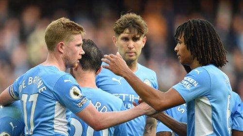 Kevin De Bruyne capitaine et buteur avec Manchester City, victorieux de Burnley