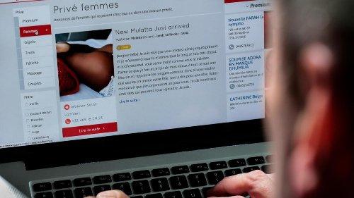 En Belgique, on vend de plus en plus les corps d'adolescents