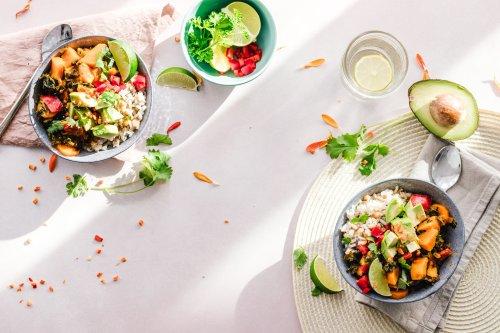 Six recettes de salades estivales