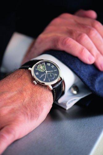 Frédérique Constant dévoile une montre à haute fréquence abordable