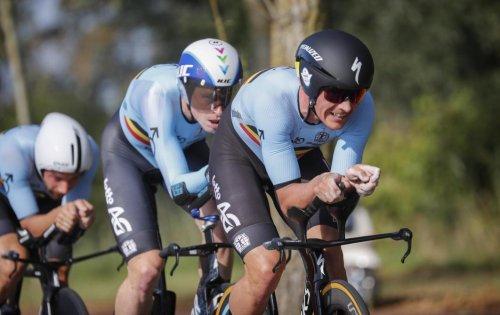 Mondiaux de cyclisme: des dizaines de maillots cyclistes aux couleurs de la Belgique et de l'UCI dérobés