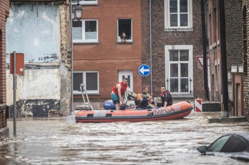 Inondations: «Les cartes de l'EFAS reçues par l'administration étaient extrêmement précises»