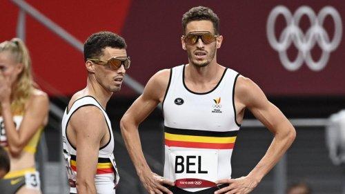 Kevin Borlée en colère après la finale du relais 4x400 mixte: «Si c'était la Belgique, ça ne serait jamais arrivé»