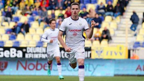 Anderlecht – Beerschot : les Mauves veulent renouer avec la victoire après quatre partages consécutifs (direct à 16h00)