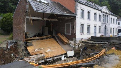 Intempéries: la Communauté germanophone débloque une aide au logement allant jusqu'à 2.500 euros