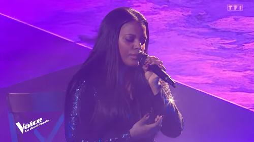 Qui est Mentissa Aziza, la Belge en finale de «The Voice France»?