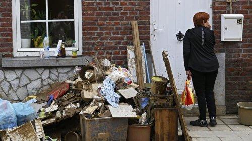 Pénurie de mazout à Liège après les inondations, le fédéral pourra libérer des stocks