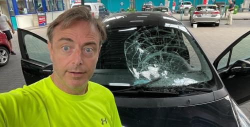 Victime d'une mésaventure, Bart De Wever s'exprime sur Instagram