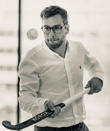 Thomas Lejeune Debarre : « Je vois notre projet comme un coup d'accélérateur » — Hockeybelgium